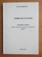 Anticariat: Stana Bunea - Harpa de cuvinte (volumul 6)