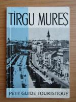 Anticariat: Targu Mures. Petit guide touristique