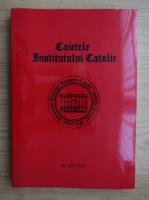 Anticariat: Caietele Institutului Catolic, nr. 2 (3), 2001