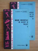 Cretu Mircea - Masini orizontale de alezat si frezat (2 volume)