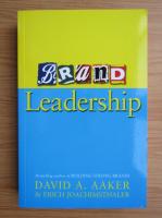 Anticariat: David A. Aaker - Brand leadership