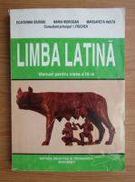 Ecaterina Giurgiu - Limba latina. Manual pentru clasa a IX-a (2000)