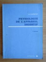 Anticariat: H. W. Davenport - Physiologie de l'appareil digestif