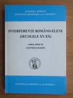 Anticariat: Interferente romano-elene