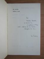 Ion Caraion - Selene si pan (cu autograful autorului)