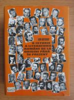 Ion Rotaru - O istorie a literaturii romane de la origini pana in prezent