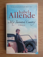 Anticariat: Isabel Allende - My invented country