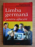Anticariat: Magdalena Leca - Limba germana pentru afaceri