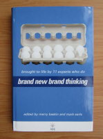 Merry Baskin - Brand new brand thinking. Brought to life by 11 experts who do