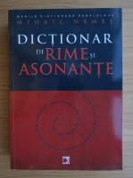 Mihail Nemes - Dictionar de rime si asonante