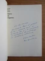Mircea Florin Sandru - Flacara de magneziu (cu autograful autorului)