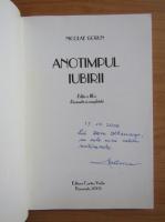 Anticariat: Nicolae Gorun - Anotimpul iubirii (cu autograful autorului)