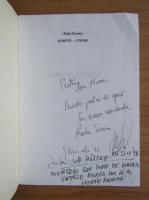 Anticariat: Radu Turcanu - Scripto-poeme (cu autograful autorului)