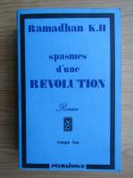 Anticariat: Ramadhan K. H. - Spames d'une revolution