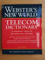 Anticariat: Ray Horak - Webster's new world telecom dictionary