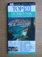 Anticariat: Robin McKelvie - Top 10 Dubrovnik si Coasta Dalmata