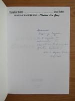Tudor Dan, Despina Tudor - Iustina Baluteanu. Cantec din Gorj (cu autografele autorilor)