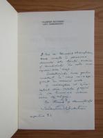 Valentin Silvestru - Arta impodobirii (cu autograful autorului)