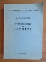 Anticariat: Victor Gheorghe - Introducere in bionica