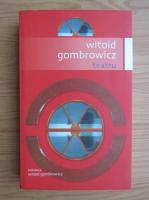 Anticariat: Witold Gombrowicz - Teatru