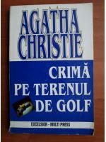 Anticariat: Agatha Christie - Crima pe terenul de golf