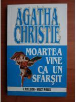 Anticariat: Agatha Christie - Moartea vine ca un sfarsit