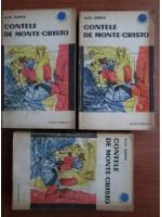 Anticariat: Alexandre Dumas - Contele de Monte Cristo (3 volume)