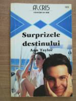 Anticariat: Ann Taylor - Surprizele destinului
