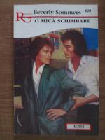 Anticariat: Beverly Sommers - O mica schimbare