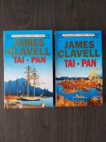 Anticariat: James Clavell - Tai-Pan (2 volume)