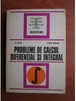 Anticariat: Lia Arama - Probleme de calcul diferential si integral