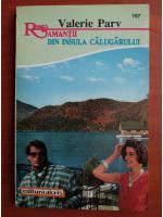 Anticariat: Valerie Parv - Amantii din insula calugarului