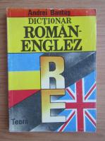 Anticariat: Andrei Bantas - Dictionar roman-englez