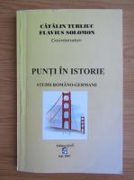 Anticariat: Catalin Turliuc - Punti in istorie. Studii romano-germane