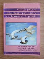 Anticariat: Cristina Andrei - Sansele poeziei (volumul 1, editie trilingva)