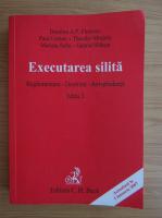 Anticariat: Dumitru A. P. Florescu - Executarea silita