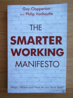 Anticariat: Guy Clapperton - The smarter working manifesto