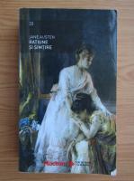 Jane Austen - Ratiune si simtire