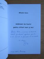 Mihaela Suciu - Scanteieri de licurici (cu autograful autorului)