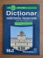 Anticariat: Mihai Dima - Dictionar roman-francez, francez-roman
