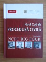 Anticariat: Noul od de Procedura Civila. NCPC Big four