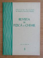Anticariat: Revista de Fizica si Chimie, anul XVI, nr. 3, martie 1979