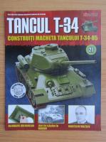 Anticariat: Revista Tancul T-34, nr. 21, 2016
