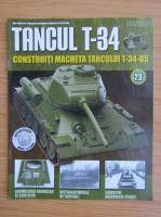 Anticariat: Revista Tancul T-34, nr. 23, 2016