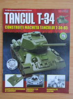 Anticariat: Revista Tancul T-34, nr. 29, 2016