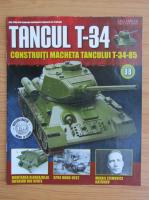 Anticariat: Revista Tancul T-34, nr. 33, 2016