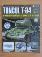 Anticariat: Revista Tancul T-34, nr. 36, 2016