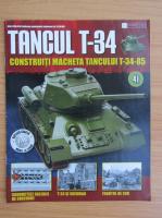 Anticariat: Revista Tancul T-34, nr. 41, 2016