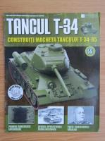 Anticariat: Revista Tancul T-34, nr. 55, 2017