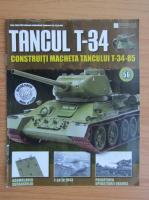Anticariat: Revista Tancul T-34, nr. 56, 2017